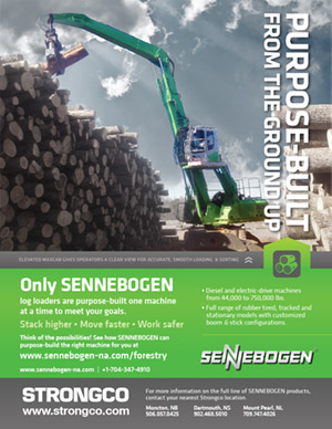 Forestry Ad – Full page