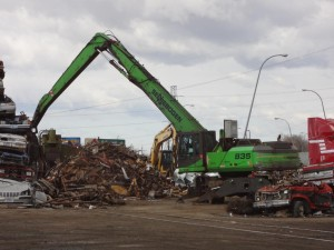 835 M at Pacific Recycling