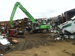 Beacon Scrap Iron & Metal 830 R-HD 1