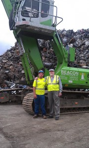 Beacon Scrap Iron & Metal 830 R-HD 2