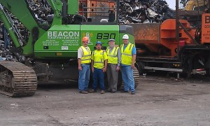 Beacon Scrap Iron & Metal 830 R-HD 3