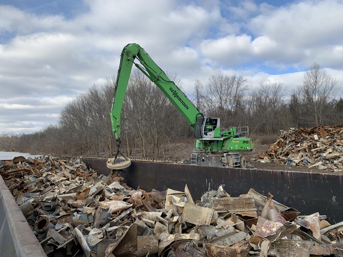 Adamo Demolition Unlocks New Revenues, New Efficiencies With SENNEBOGEN Fleet